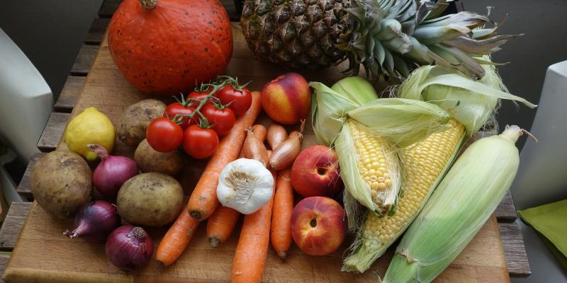 Walory zdrowotne oraz odżywcze warzyw i owoców