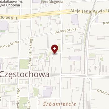 Gabinet Rtg Andrzej Zaręba na mapie