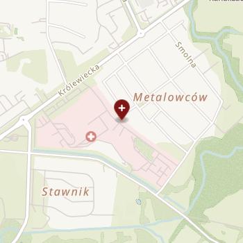 Wojewódzki Szpital Zespolony w Elblągu na mapie