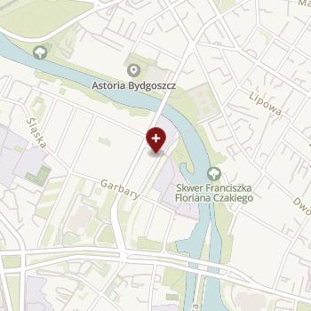 Akademickie Centrum Medyczne na mapie