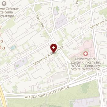 Fmc Centrum Medyczne Jarosław Fabiś na mapie
