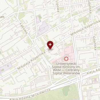 Kromed Marek Krochmalski na mapie
