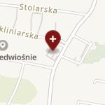 Przychodnie Oleśnickie i Wiejskie Ośrodki Zdrowia Szpzpz na mapie