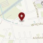 Sandent - Centrum Stomatologiczne Jolanta Jedynak na mapie