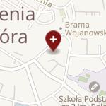 Omega Diagnostyka Obrazowa na mapie