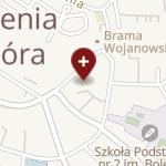 """NZOZ """"Centrum Diagnostyki Obrazowej Jelenia Góra"""" na mapie"""