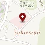 NZOZ Szpital Powiatowy w Dzierżoniowie na mapie