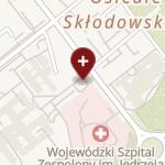 SPZOZ Wojewódzki Szpital Zespolony im. Jędrzeja Śniadeckiego w Białymstoku na mapie