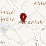 NZOZ Vita Med Centrum Medyczne Bożena Halina Zawadzka na mapie