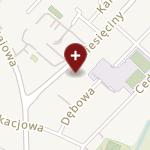 Centrum Medyczno Stomatologiczne Prima Medica na mapie