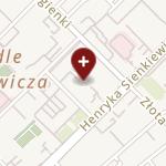 """NZOZ Anna Hościłowicz """"Stomatologia Dzieci i Dorosłych"""" na mapie"""