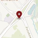 Almed NZOZ Michał Grabicki na mapie