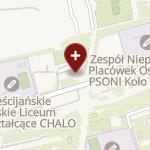 Nadmorskie Centrum Medyczne na mapie