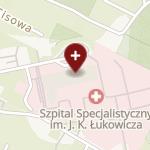 Szpital Specjalistyczny im. J. K. Łukowicza w Chojnicach na mapie