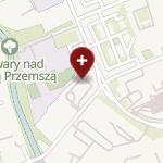 Inter-Med Ewa Rogóż Janusz Rogóż na mapie