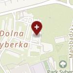 """NZOZ Centrum Medyczne """"Syberka"""" na mapie"""