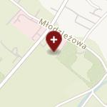 """NZOZ Poliklinika Stomatologiczna """"Pod Szyndzielnią"""" na mapie"""