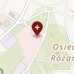 Centrum Diagnostyki Obrazowej na mapie