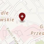 Szpital Pediatryczny w Bielsku-Białej na mapie