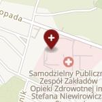 SPZZOZ w Staszowie na mapie