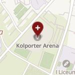 Corten Medic Tomasz Sikora na mapie