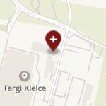 Wojewódzki Szpital Zespolony w Kielcach na mapie
