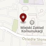 NZOZ Usługi Rentgenowskie Henryk Gruszka na mapie