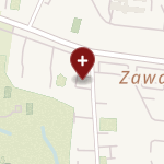"""NZOZ """"Zawada"""" na mapie"""