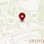 Polkard Centrum Stomatologiczno-Medyczne Lekarzy Specjalistów w Olsztynie na mapie