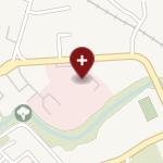 Szpital Powiatowy im. Jana Mikulicza w Biskupcu na mapie