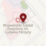 Wielkopolskie Centrum Onkologii im. Marii Skłodowskiej-Curie na mapie