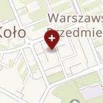 NZOZ Medyk Centrum Lekarsko-Stomatologiczne Sikorscy na mapie
