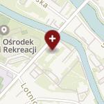 Regionalny Szpital w Kołobrzegu na mapie