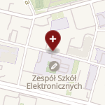 """NZOZ """"Elmed"""" w Bydgoszczy na mapie"""