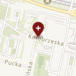 """Centrum Usług Stomatologicznych """"Unident"""" na mapie"""