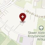 Medicover na mapie