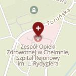 Zespół Opieki Zdrowotnej w Chełmnie na mapie
