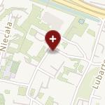 SPSK nr 1 w Lublinie na mapie