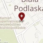 """Specjalistyczny Zespół Medyczny """"Intermed"""" na mapie"""