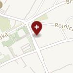 """Centrum Medyczne """"Medikuz"""" na mapie"""