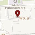 Polskie Koleje Państwowe na mapie