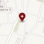 Gabinety Lekarskie Auto-Max Orzechowski na mapie