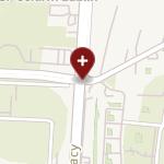 Centrum Medyczne Medisport na mapie