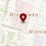 1 Wojskowy Szpital Kliniczny z Polikliniką SPZOZ na mapie