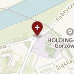 Ośrodek Medycyny Pracy na mapie