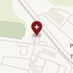 Ambulatorium Jednostki Wojskowej 5286 w Krośnie Odrzańskim na mapie