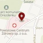 Powiatowe Centrum Zdrowia na mapie
