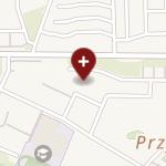 """NZOZ """"Puls"""" K. Zochniak i M. Kalecińska na mapie"""