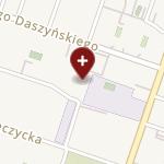 Przychodnia Ambulatoryjnej Opieki Zdrowotnej w Aleksandrowie Łódzkim na mapie