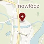 """NZOZ """"Dentimed"""" na mapie"""